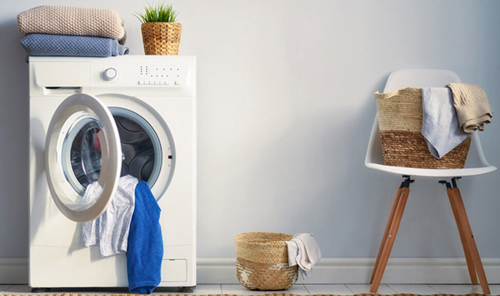 Using a Front Loading Washing Machine